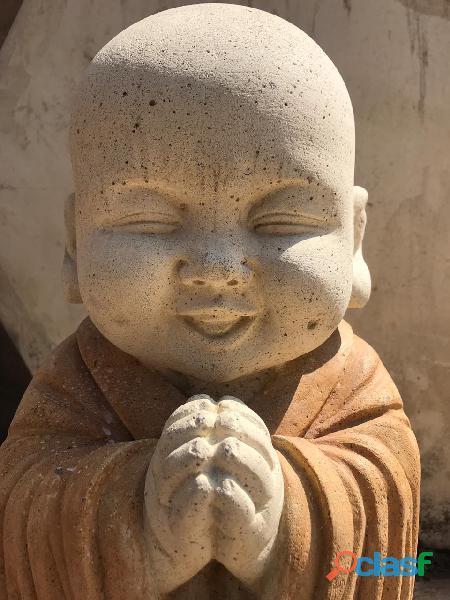 Escultura Buda Sonriente 1