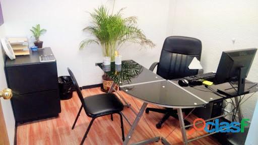 Excelentes oficinas en renta a 10 minutos de sat de tlalnepantla