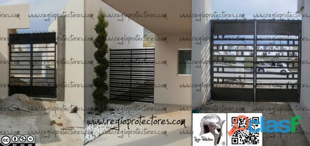 Regio protectores   instal en fracc:puertas de pasillo 01780