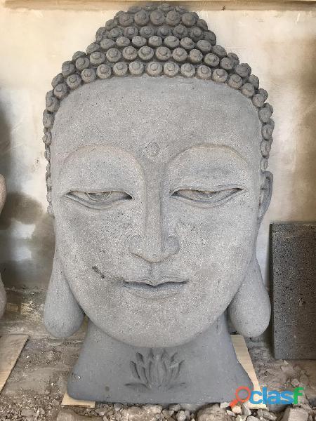 Rostro de Buda Decoración Muro 2