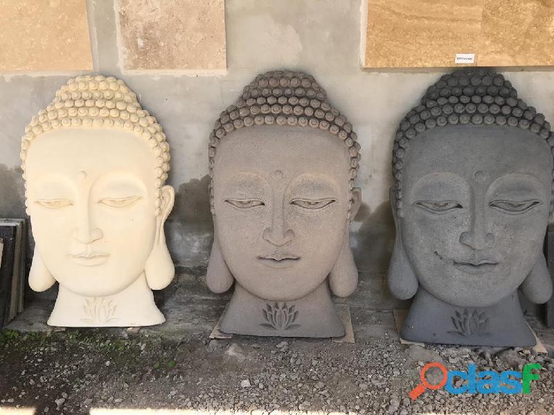 Rostro de Buda Decoración Muro 1