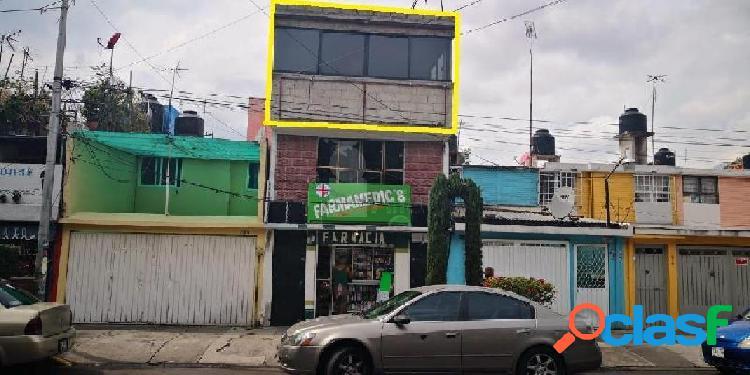 Oficina en renta en coyoacan ctm culhuacan, oficina en renta 70m2 en el segundo piso