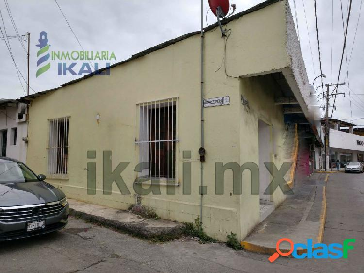 Renta local comercial Col. Centro Tuxpan Veracruz, Tuxpan de Rodriguez Cano Centro 1