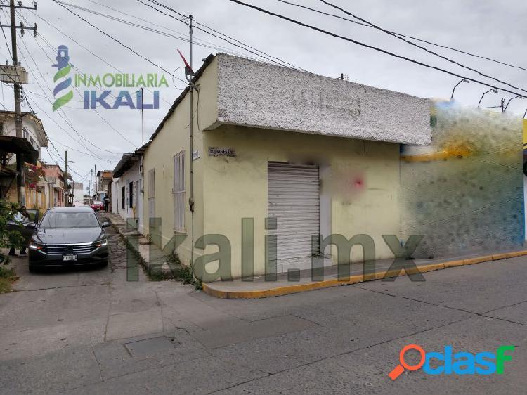 Renta local comercial Col. Centro Tuxpan Veracruz, Tuxpan de Rodriguez Cano Centro 2