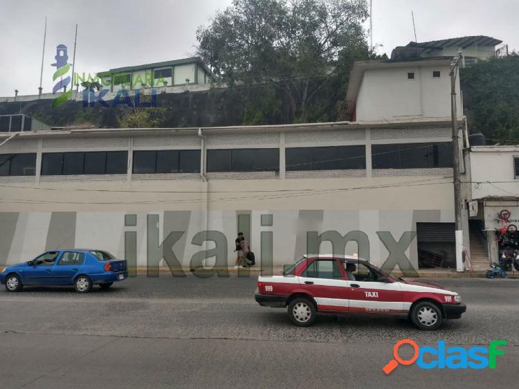 Renta oficina 325 m² centro frente al río tuxpan veracruz, tuxpan de rodriguez cano centro
