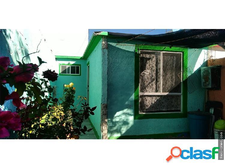 Casa en hacienda san juan 2 recámaras