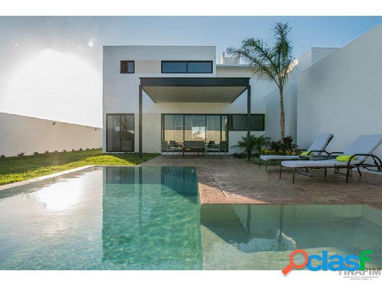Casa en venta con amplio terreno