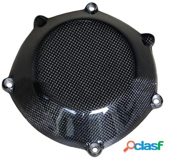 Cubierta del embrague en seco con inserciones de aluminio para motos ducati de motor 4v air cooled.