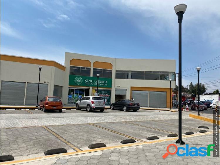 Renta local comercial plaza santa julia