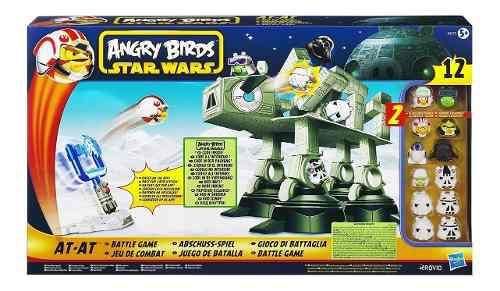 Angry birds star wars set de ataque catapulta, 2019