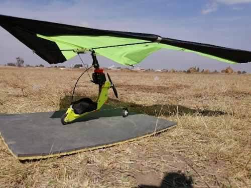 Avión de radio trike zafari control marca ramjet