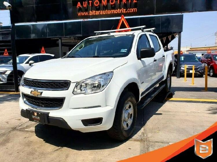 Chevrolet s10 2016 std. !!excelente trato!!