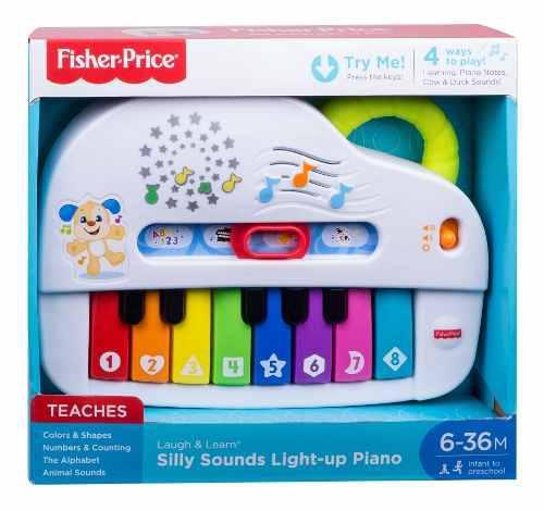 Fisher-price, perrito piano sonidos