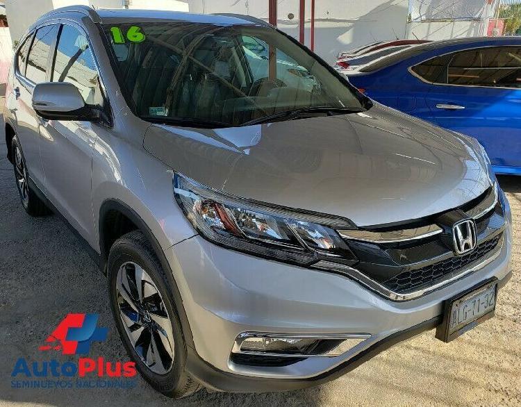 Honda crv exl navi 2016 nacional