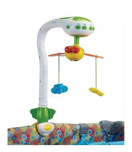 Movil para bebe prinsel con proyector musical y movimiento