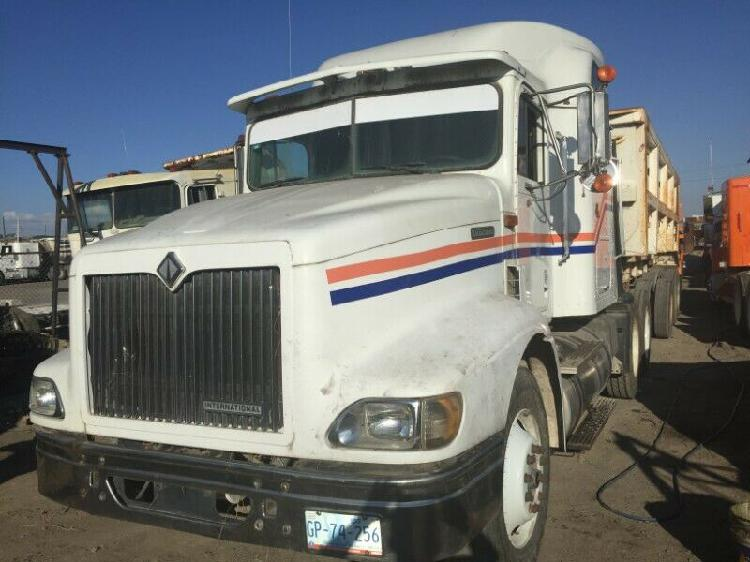 Tracto camion international 9200 mod 2000