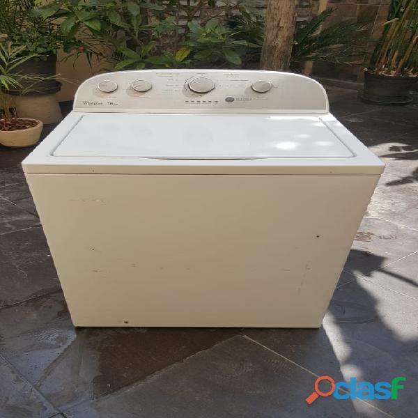Lavadora whirlpool expert system 18kg precio a tratar!!!!