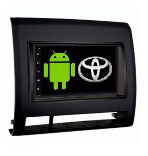 Autoestereo pantalla toyota tacoma android 8 gps wifi bt usb