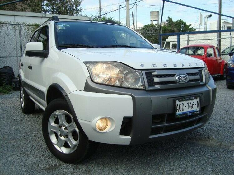 Ford ecosport 2011 tm