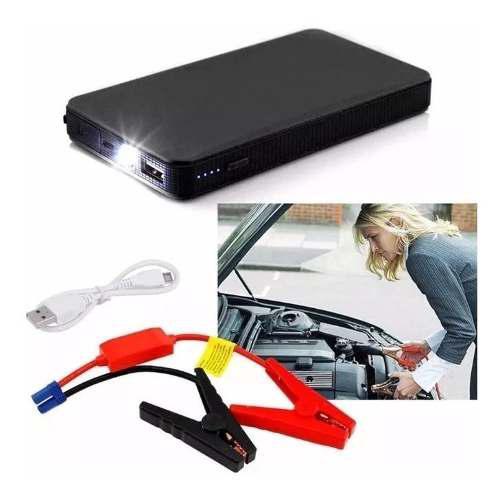 Power bank arrancador auto portatil 20000 mah celular t1374