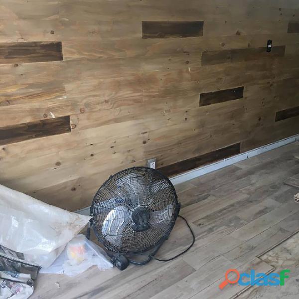 Duela madera encino nacional piso