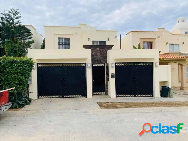 For rent in neighbor at 10 min from cabo downtown.
