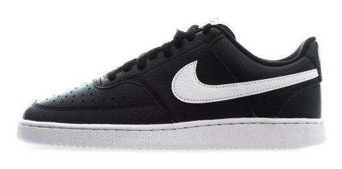 Tenis nike court vision low - cd5463001 - negro - hombre