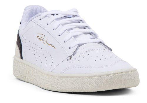 Tenis puma ralph sampson blanco originales