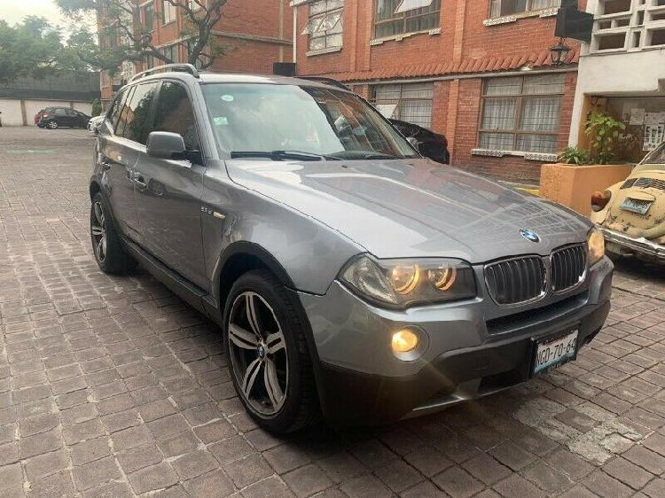 Impecable camioneta bmw x3