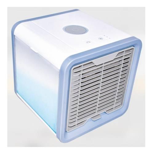 Aire acondicionado mini purifica humidifica 7 colores led