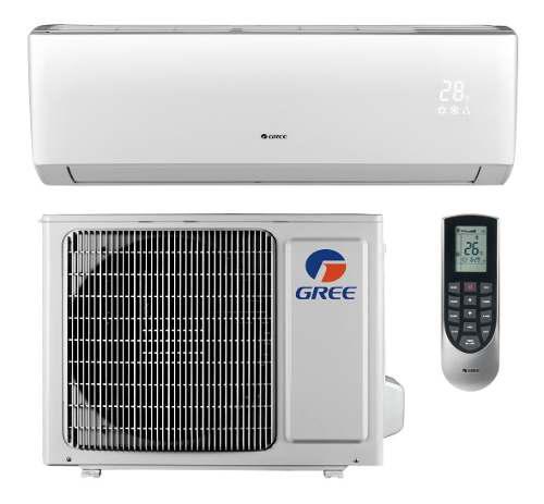 Aire acondicionado mini split gree de 1 tonelada, 110v s/f