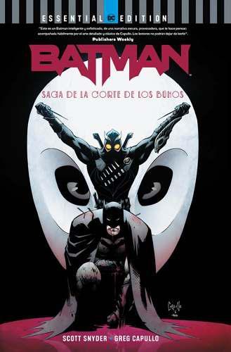 Batman saga de la corte de los bhuos