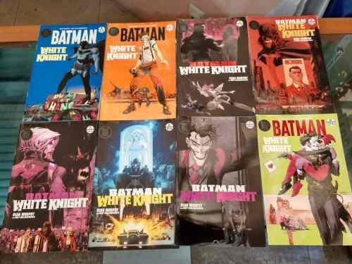 Dc comics saga batman white knight completa envío gratis