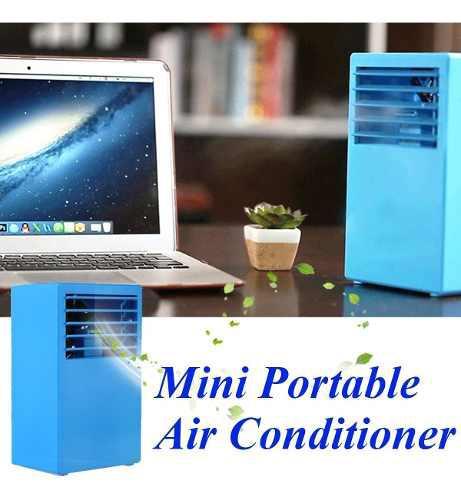 Mini portátil de verano acondicionador de aire