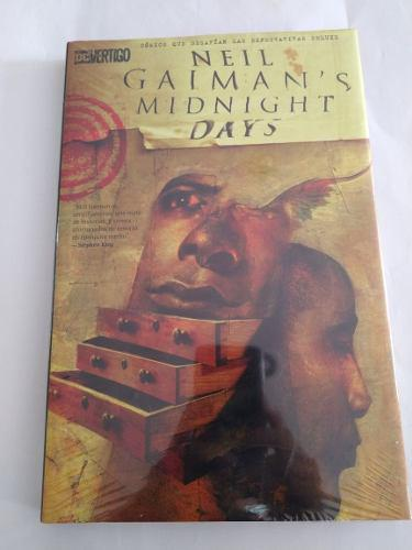 Neil gaiman midnight days vértigo deluxe