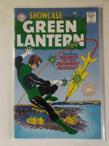 Primera aparicion de green lantern - dc comics