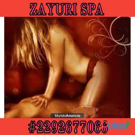 Al mal tiempo.... Un buen servicio Erotico .... ZAYURI SPA