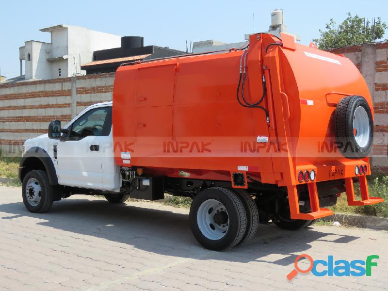camion compactador de basura 12 yardas 3