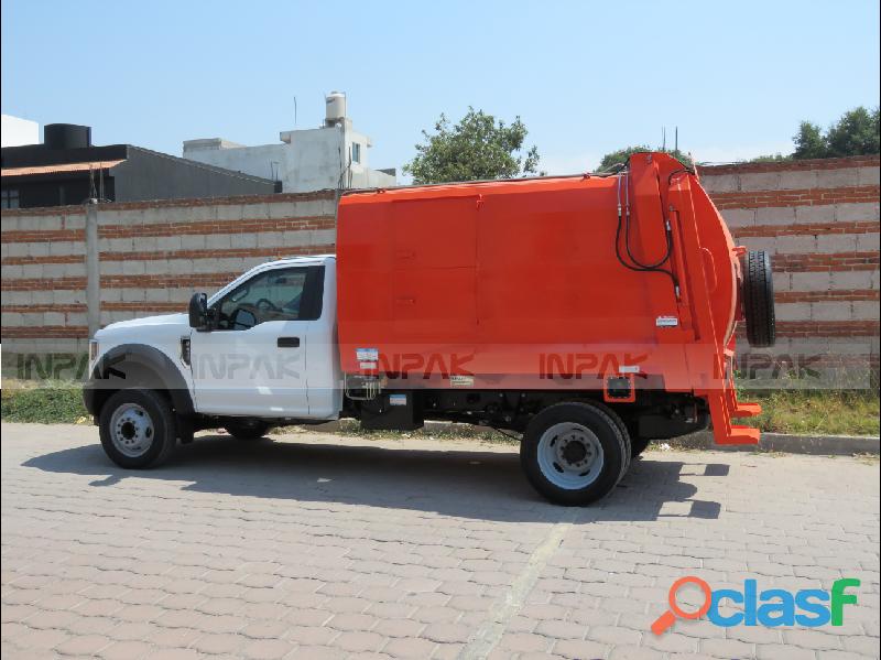 camion compactador de basura 12 yardas 1