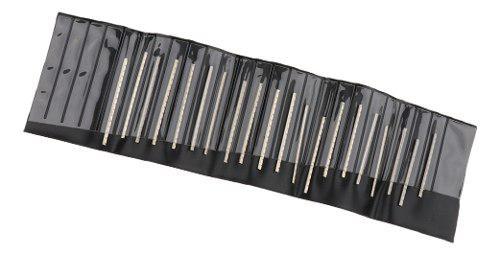 Acero Inoxidable 1 Paquete de Fretwires Alambres de Trastes para Guitarra 2.7mm Fuerte Resistencia a Corrosi/ón