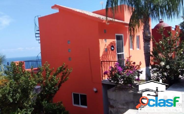 Casa en venta en puerto ángel, oaxaca (oax-137)