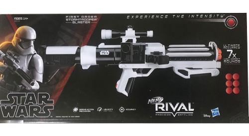 Nerf rival star wars first order stormtrooper blaster ultima