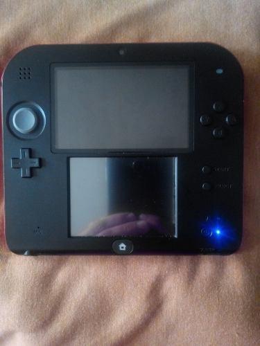 Nintendo 2ds 32gb con juegos y emuladores buen estado