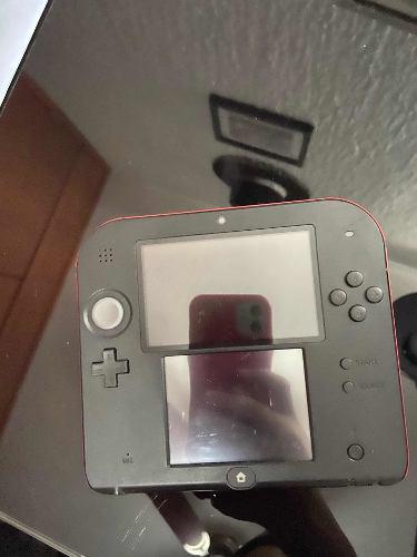 Nintendo 2ds rojo + pokemon moon y r4