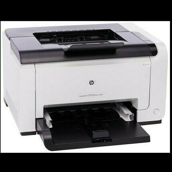 Impresora laser hp $700
