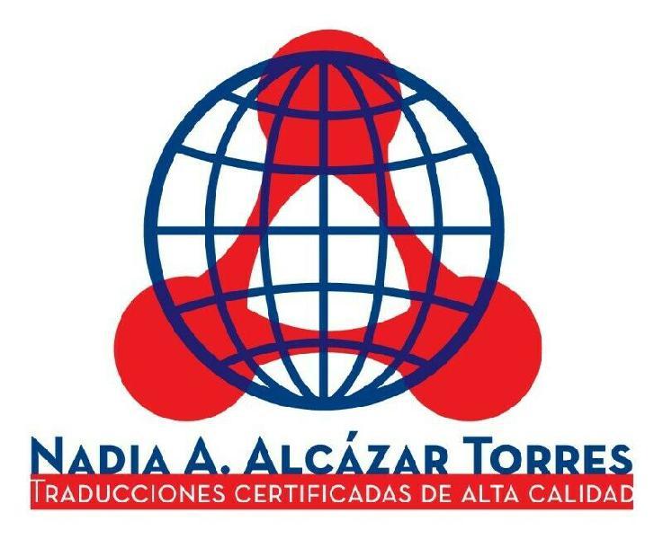 Traducciones certificadas. perito traductor tsjcdmx