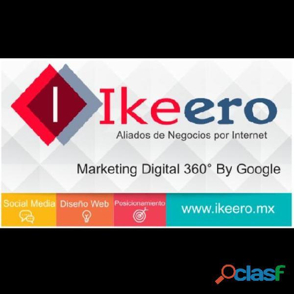Diseño de paginas web con posicionamiento google