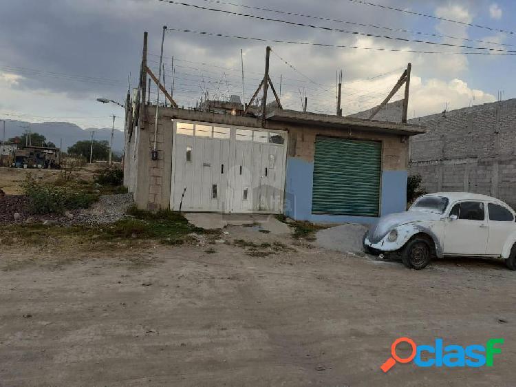 Casa en venta en ixtapaluca coatepec, casa en venta en el poblado de coatepec, dos recamaras.