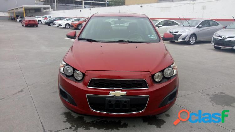Chevrolet Sonic 4 PUERTAS PAQ.E 1