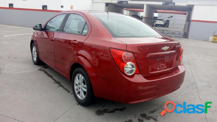Chevrolet Sonic 4 PUERTAS PAQ.E 3